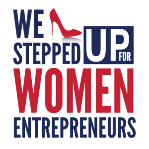 We stepped up for women entrepreneurs