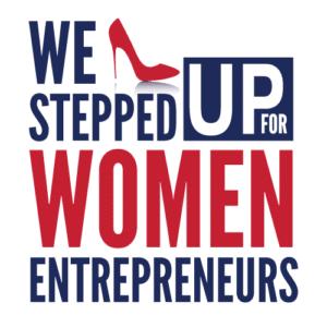We stepped up for women entrepreneurs