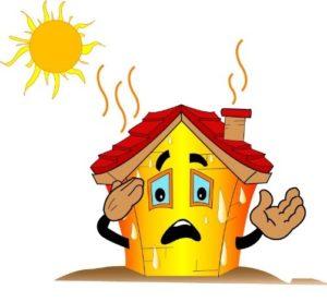 hot house illustration