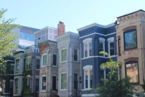 Rickert's House windows