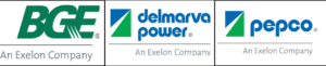 Exelon Company logos